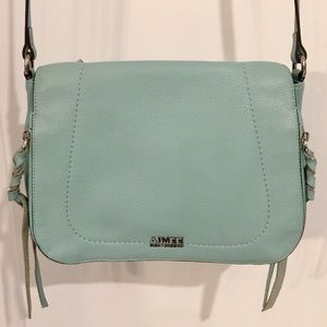 Aimee Kestenberg Leather Crossbody Handbag